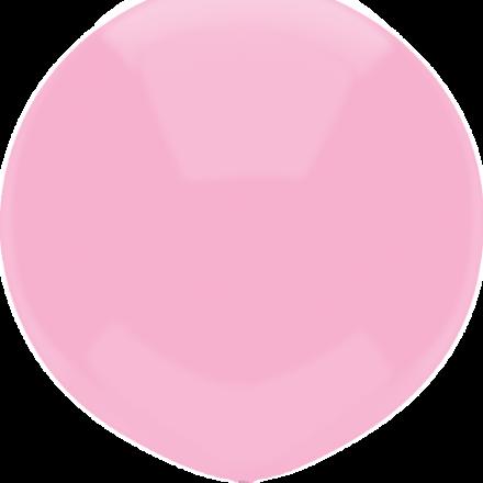"""17"""" real pink latex"""