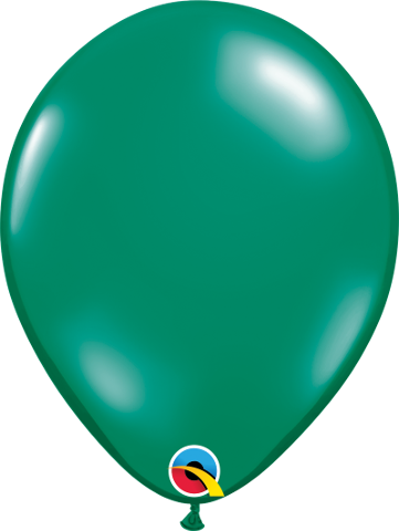 "43744 Emerald Green Jewel 11"" latex"