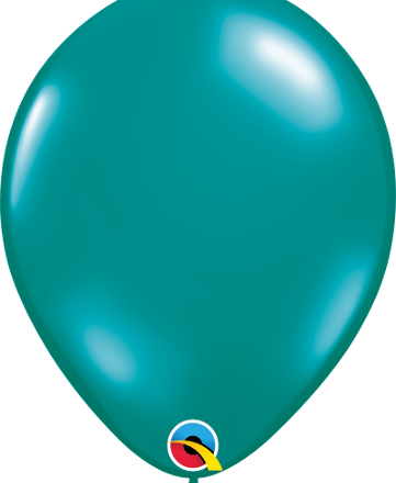 "43753 Teal Jewel 11"" latex"