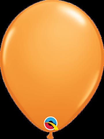 """43761 11"""" Orange latex"""