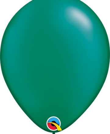 "43772 Pearl Emerald Green 11"" Latex"