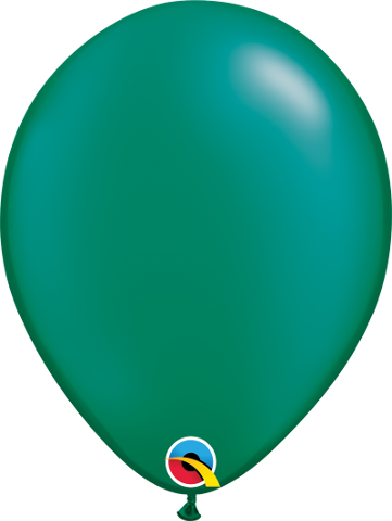 "43772 Pearl Emerald Green 11"" Latex"