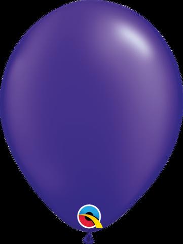 "43784 Pearl Quartz Purple 11"" Latex"