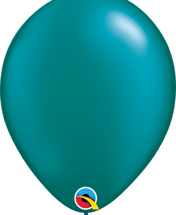 "43787 Pearl Teal 11"" Latex"