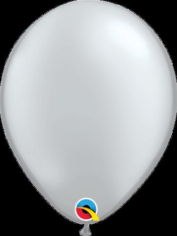 "43794 Pearl Silver 11"" Latex"