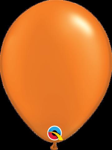 """48959 Pearl Mandarin Orange 11"""" Latex"""