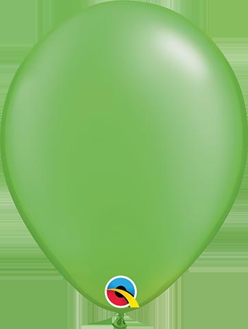 """49957 Pearl Lime Green 11"""" Latex"""