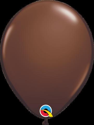 "68778 Chocolate Brown 11"" latex"