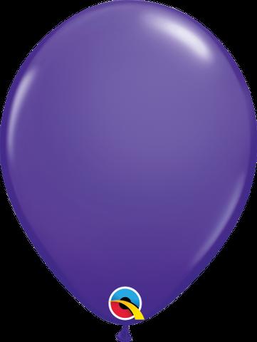 """82699 Purple Violet 11"""" latex"""