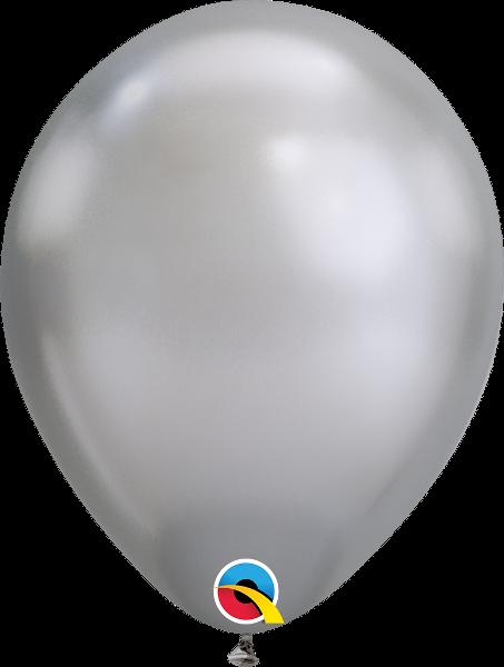 """58270 Chrome Silver 11"""" Latex"""