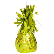 4961 Lime Green Balloon Weight