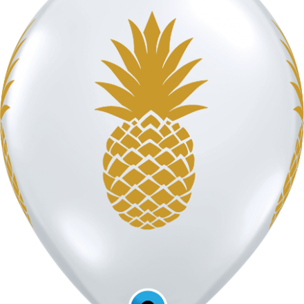57440 Pineapple latex balloon
