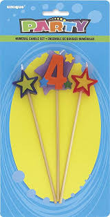 """#4 Pick Candle 7"""""""