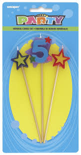 """#5 Pick Candle 7"""""""