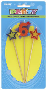 """#6 Pick Candle 7"""""""