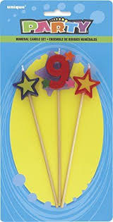 """#9 Pick Candle 7"""""""